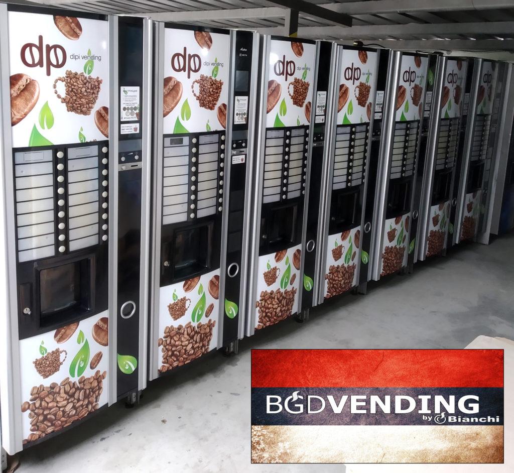 Automati za kafu prodaja