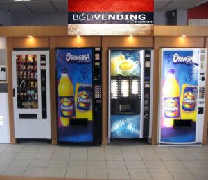 BGD Vending samouslužni automati