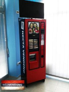 Beograd Vending - samouslužni automati za kafu